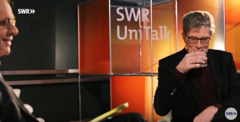 Uni-talk mit Roger Willemsen
